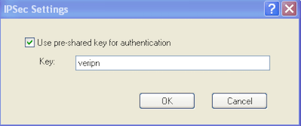 How to configure Windows XP for l2tp step 10